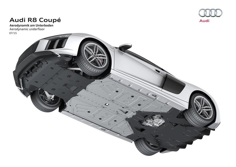 Za volantem: Audi R8: - fotka 80