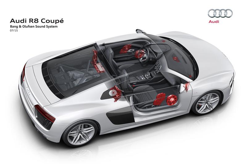 Za volantem: Audi R8: - fotka 88