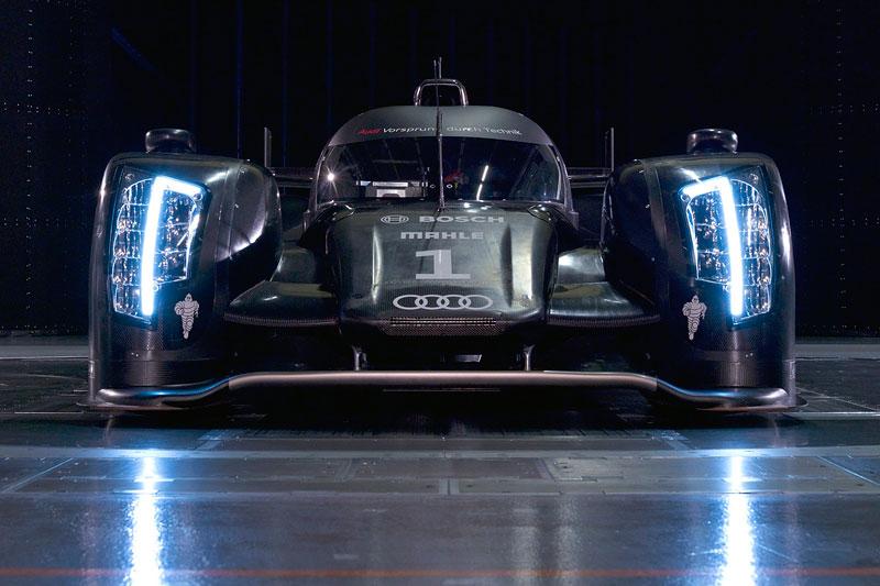 Audi R18: nová zbraň pro Le Mans: - fotka 12