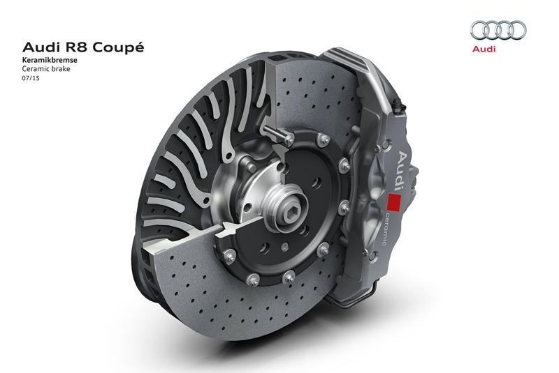 Za volantem: Audi R8: - fotka 90