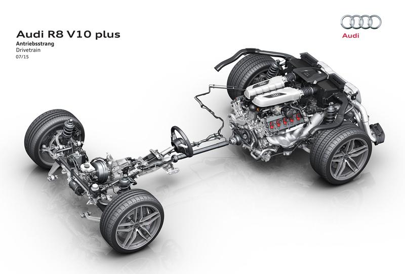 Za volantem: Audi R8: - fotka 93