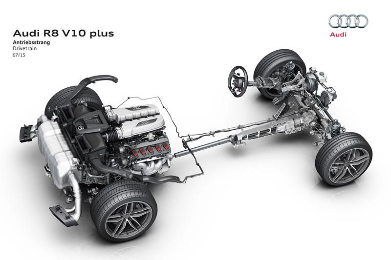 Za volantem: Audi R8: - fotka 96