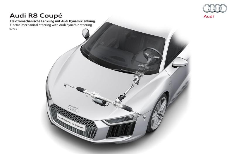 Za volantem: Audi R8: - fotka 97