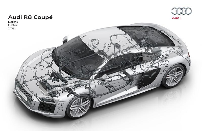 Za volantem: Audi R8: - fotka 98