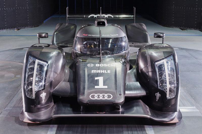 Audi R18: nová zbraň pro Le Mans: - fotka 13