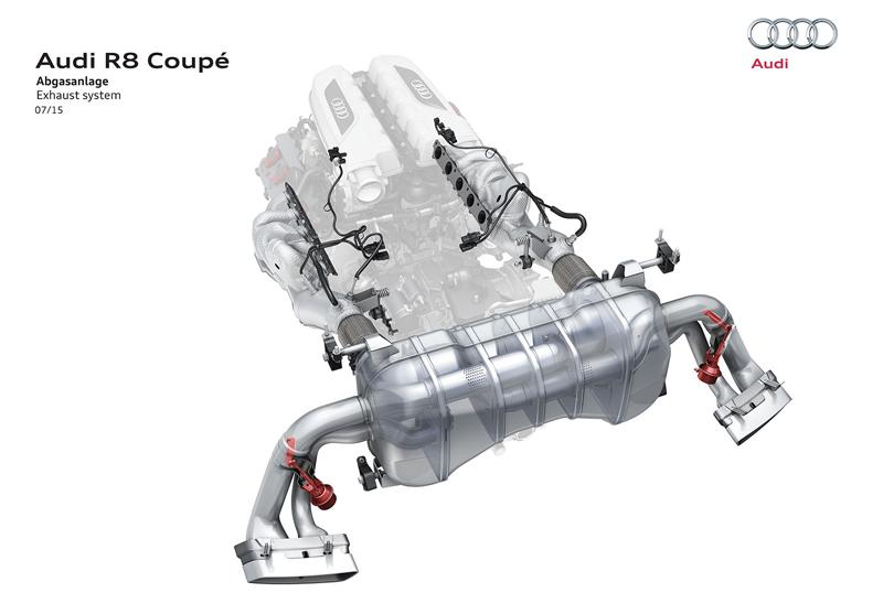 Za volantem: Audi R8: - fotka 100