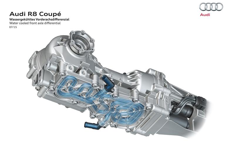 Za volantem: Audi R8: - fotka 101