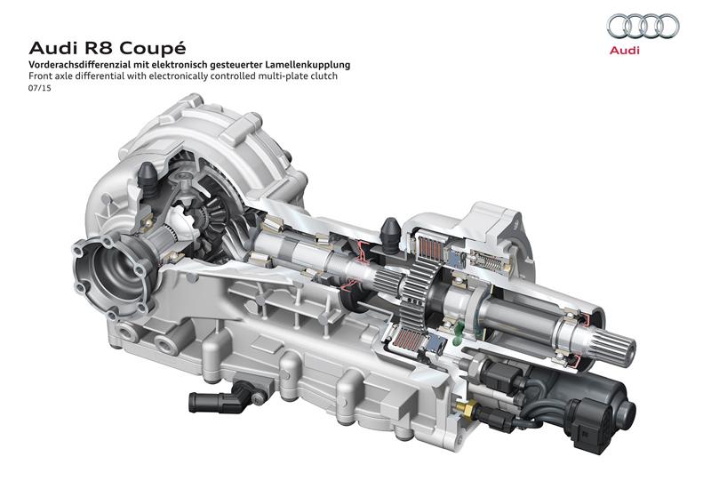 Za volantem: Audi R8: - fotka 102