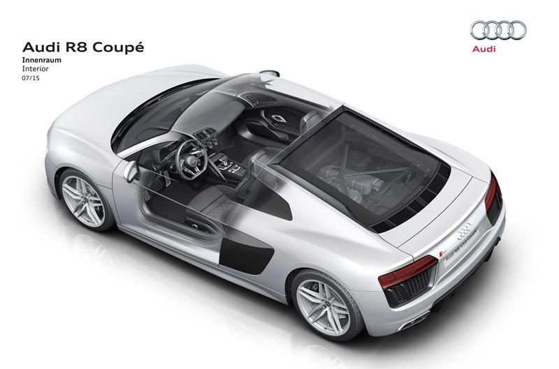 Za volantem: Audi R8: - fotka 106