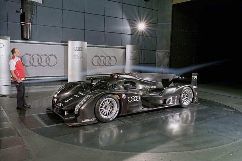 Audi R18: nová zbraň pro Le Mans: - fotka 14