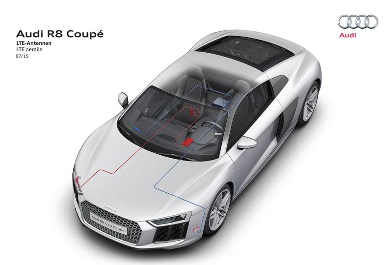 Za volantem: Audi R8: - fotka 110
