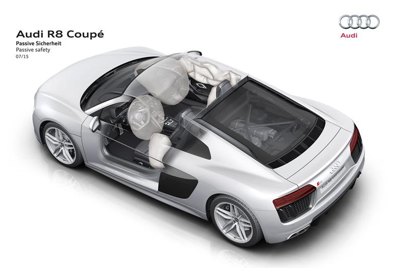Za volantem: Audi R8: - fotka 113