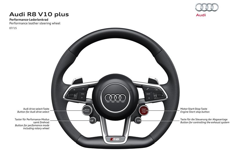 Za volantem: Audi R8: - fotka 114