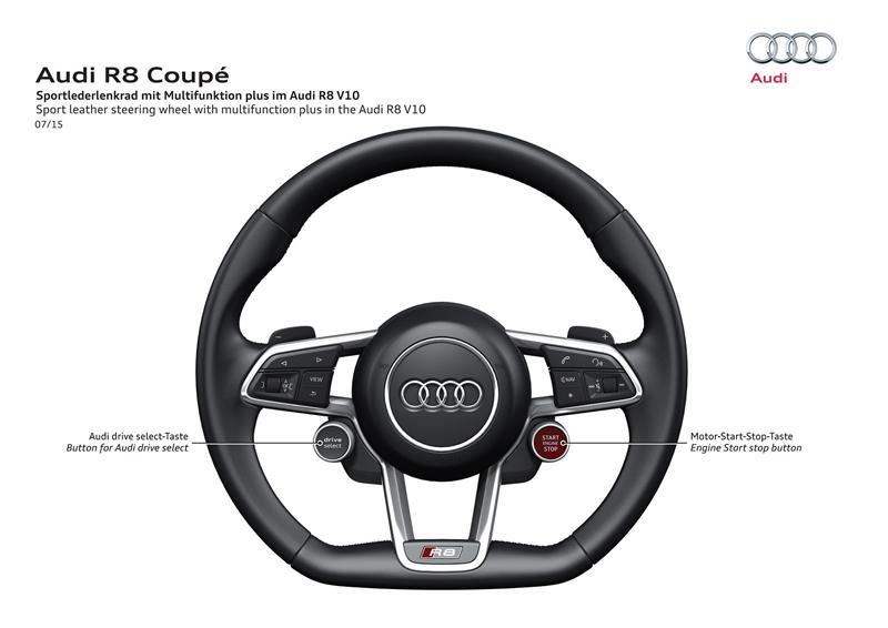 Za volantem: Audi R8: - fotka 118