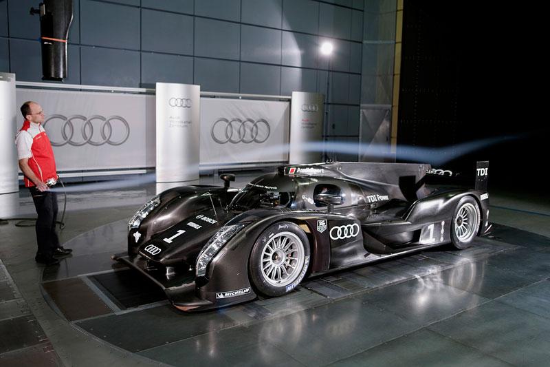 Audi R18: nová zbraň pro Le Mans: - fotka 15
