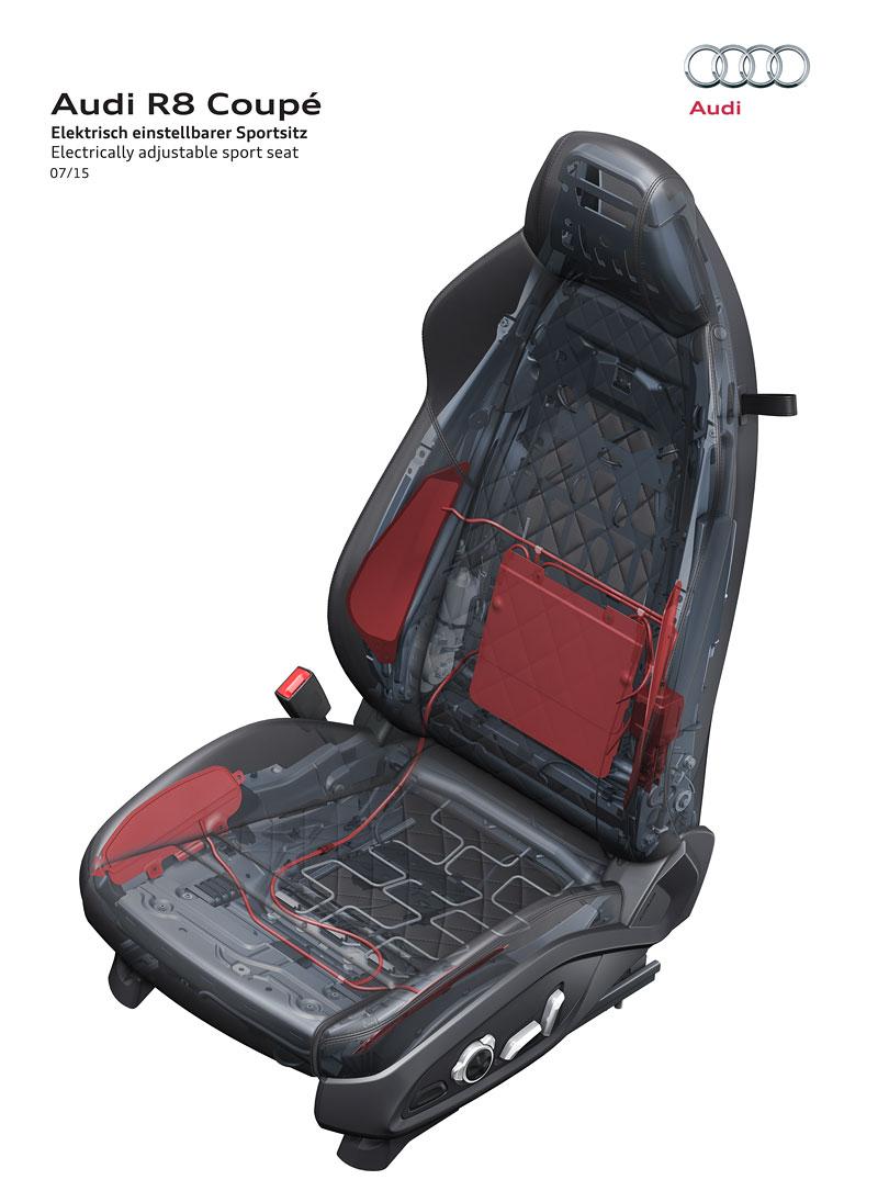 Za volantem: Audi R8: - fotka 119