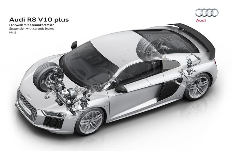 Za volantem: Audi R8: - fotka 120
