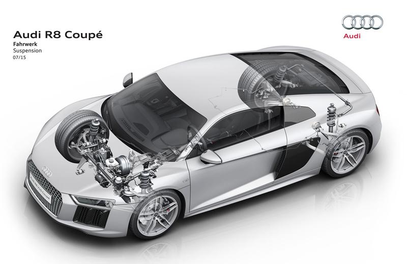 Za volantem: Audi R8: - fotka 121