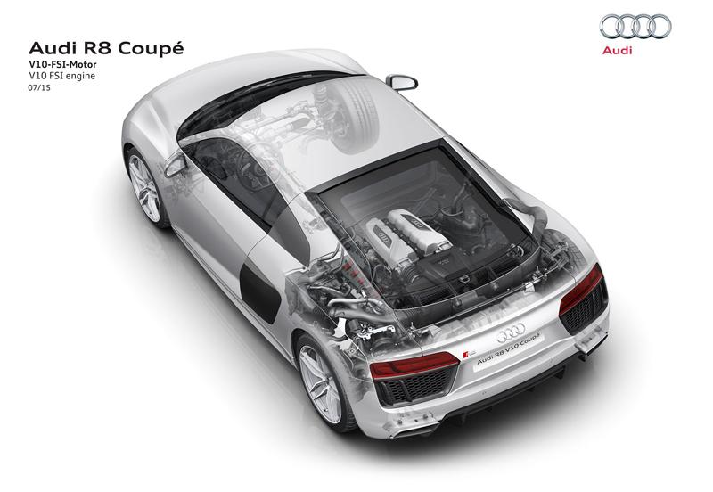 Za volantem: Audi R8: - fotka 122