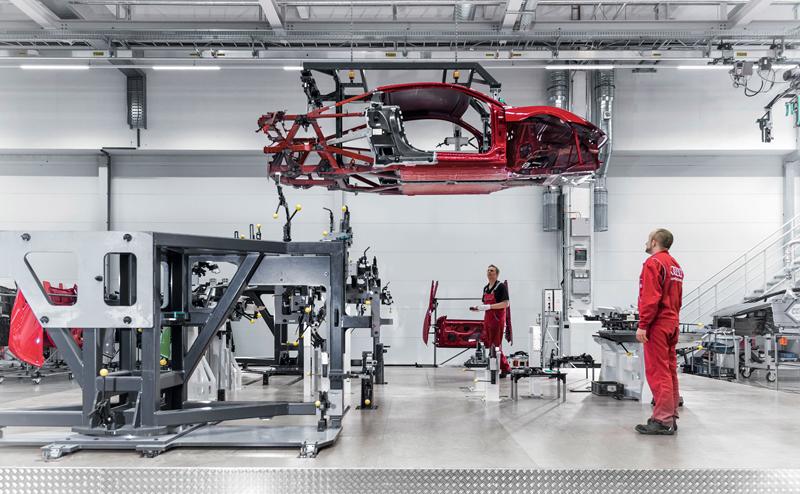 Za volantem: Audi R8: - fotka 124