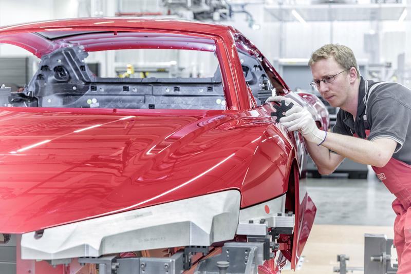 Za volantem: Audi R8: - fotka 130