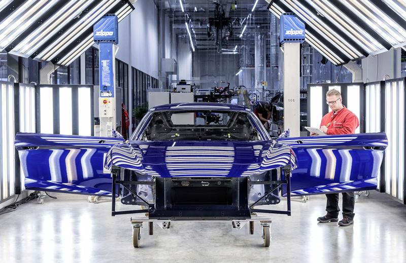 Za volantem: Audi R8: - fotka 131