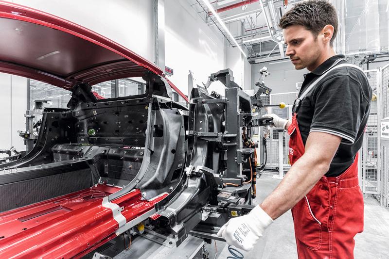 Za volantem: Audi R8: - fotka 142