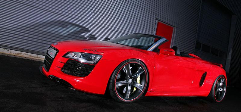 Audi R8 Spyder: vymazlená úprava od Sport Wheels: - fotka 4
