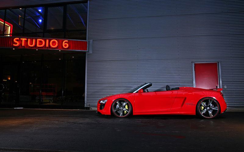 Audi R8 Spyder: vymazlená úprava od Sport Wheels: - fotka 8