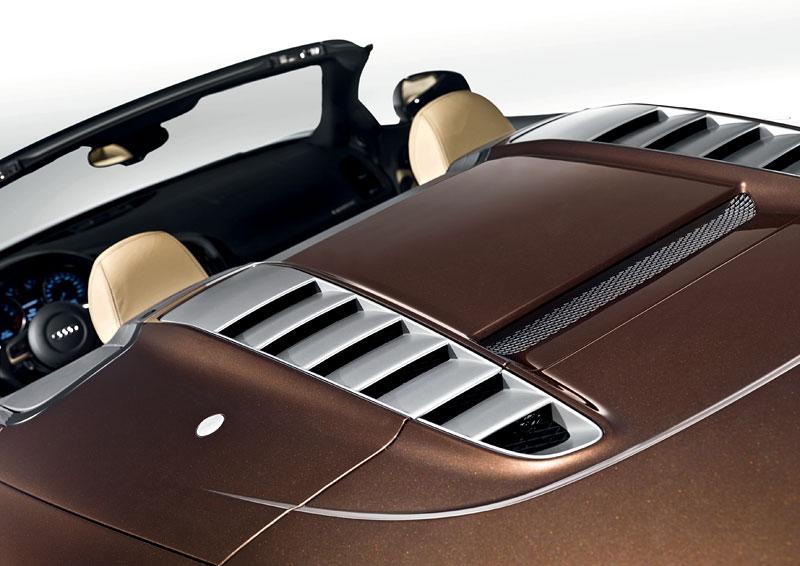 Frankfurt 2009: Audi R8 Spyder: - fotka 26