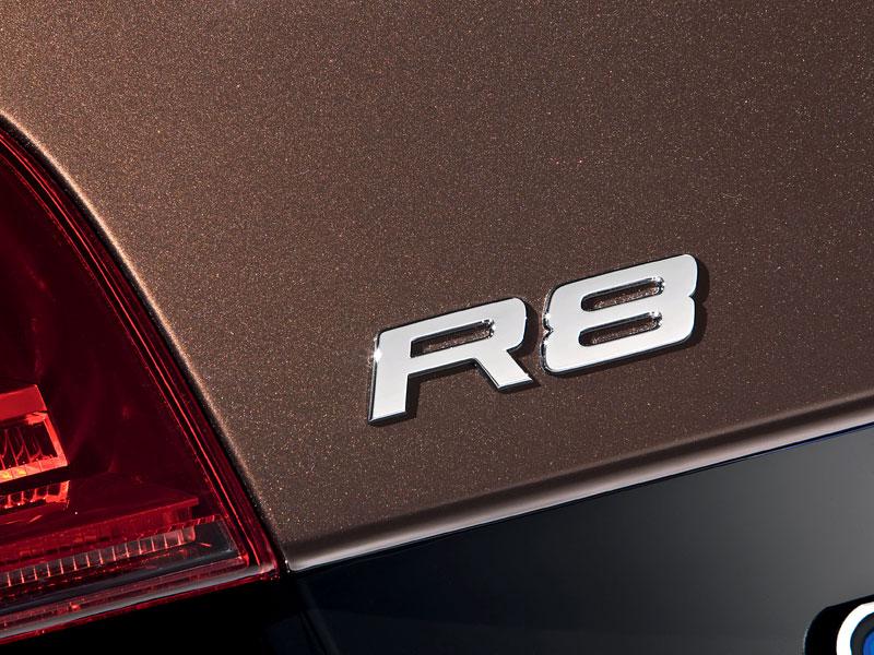 Frankfurt 2009: Audi R8 Spyder: - fotka 30