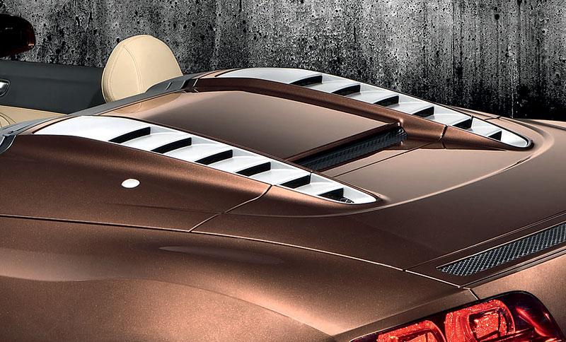 Audi R8 Spyder: po Paříži i s osmiválcem: - fotka 61