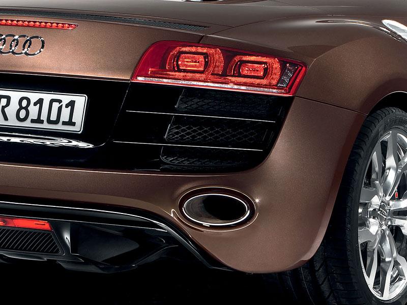 Frankfurt 2009: Audi R8 Spyder: - fotka 36