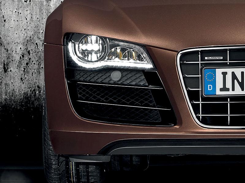 Audi R8 Spyder: po Paříži i s osmiválcem: - fotka 60