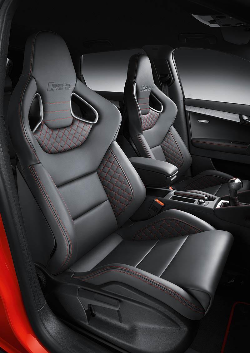 Audi RS3 Sportback: německý lovec estéíček?: - fotka 4
