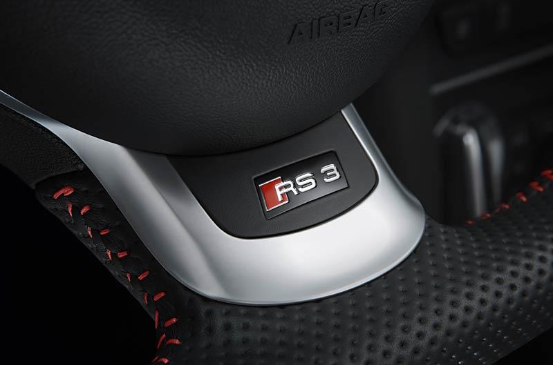 Audi RS3 Sportback: německý lovec estéíček?: - fotka 8