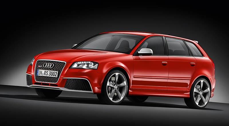 Audi RS3 Sportback: německý lovec estéíček?: - fotka 13