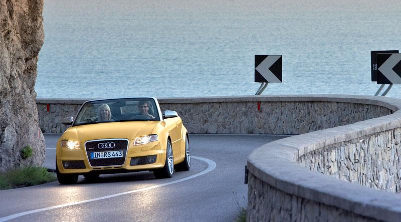 Porsche a Audi – bitva o označení RS?: - fotka 13