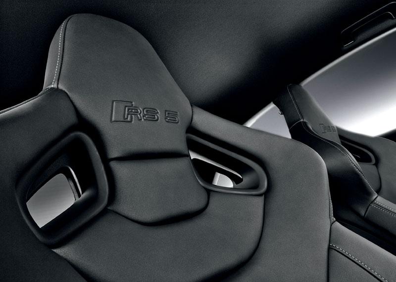 Audi RS5: velká fotogalerie: - fotka 8