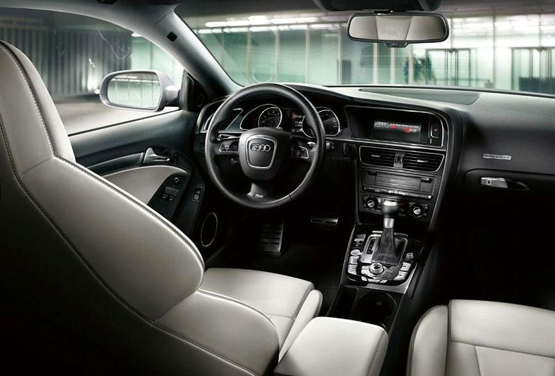 Audi RS5: velká fotogalerie: - fotka 12