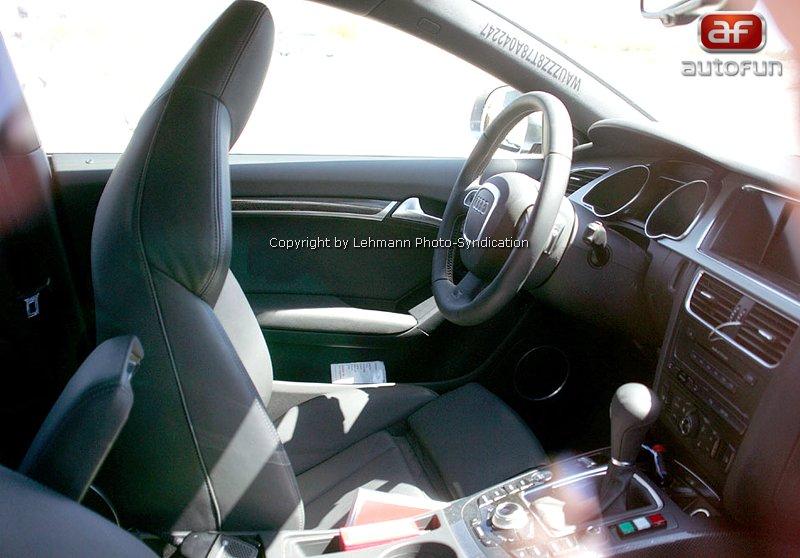 Spy Photos: Audi RS5 bez maskování!: - fotka 1