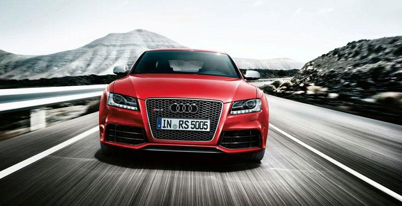 Audi RS5: velká fotogalerie: - fotka 19