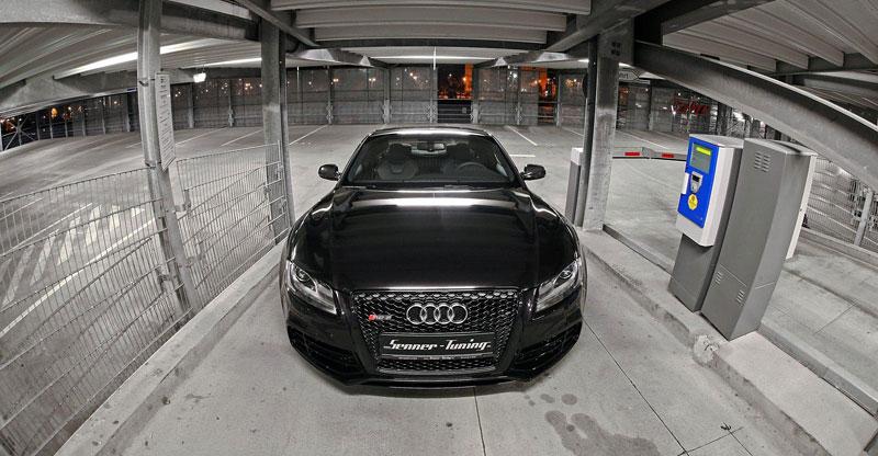 Audi RS5 od Senner Tuning: 56 koní k dobru: - fotka 2