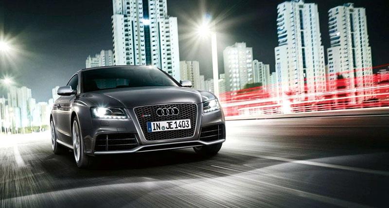 Audi RS5: velká fotogalerie: - fotka 20
