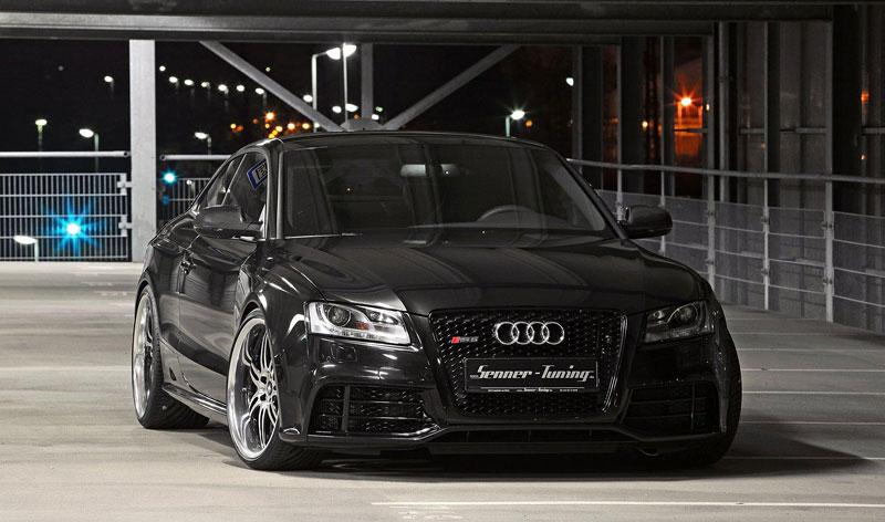 Audi RS5 od Senner Tuning: 56 koní k dobru: - fotka 3