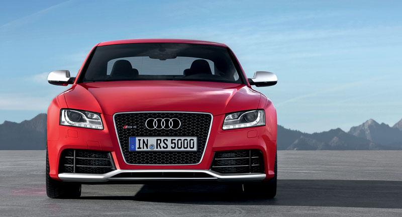 Audi RS5: velká fotogalerie: - fotka 22