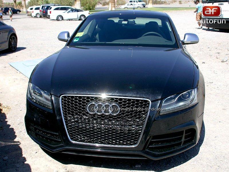 Spy Photos: Audi RS5 bez maskování!: - fotka 2