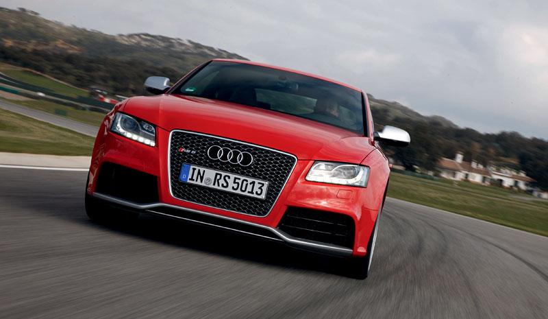 Audi RS5: velká fotogalerie: - fotka 25