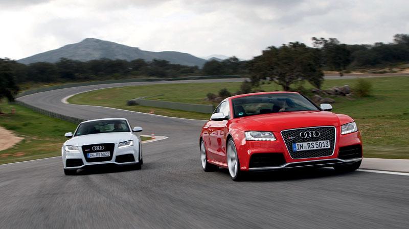 Audi RS5: velká fotogalerie: - fotka 29