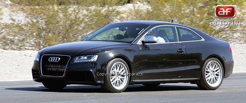Spy Photos: Audi RS5 bez maskování!: - fotka 3